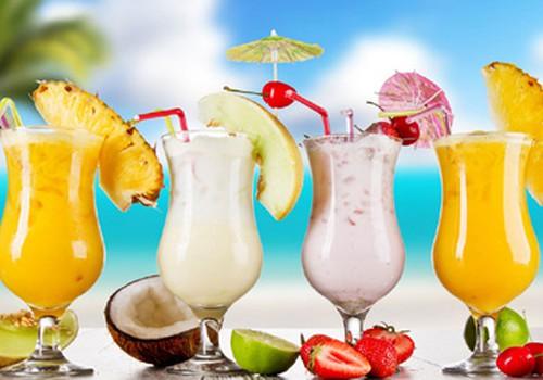 Kokteiliretsept rasedatele: alkoholivaba (ja tervislik!) Sinine Laguun