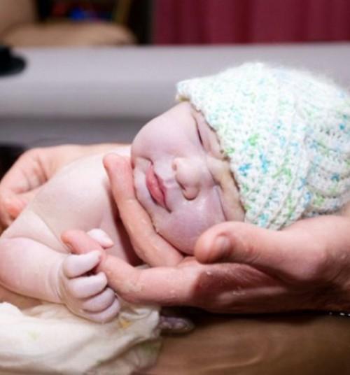 Uuring: Kodus sündinud lastel on tugevam soolestiku mikrofloora