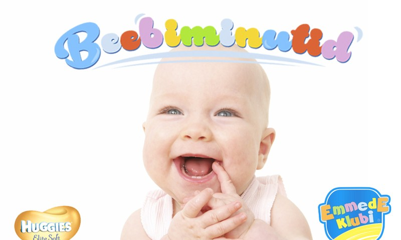 VIDEO! Beebiminutid: Esimeste hammaste tulemine
