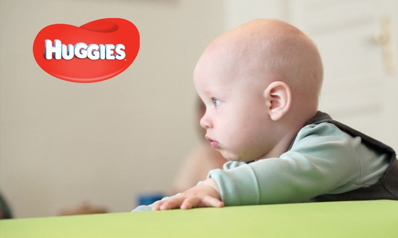 HUGGIES® arengukalender: Sinu 11 kuu vanune laps
