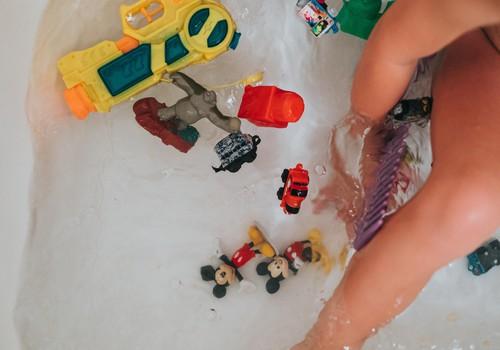 Kui tihti peaksid Sa oma lapsi pesema?