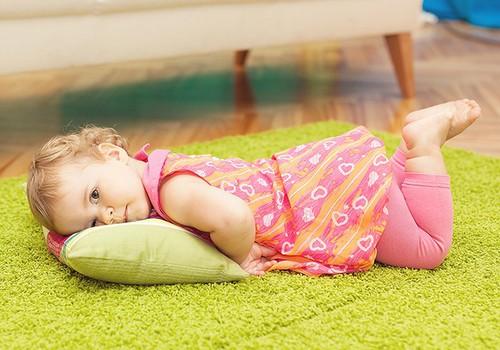 Kas last tuleks öösel potile panemiseks üles äratada