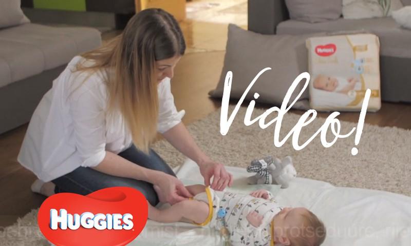 VIDEO! Beebi areng teisel elukuul