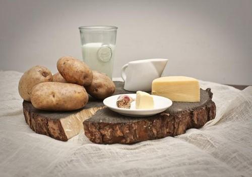 """Retsept Julia Eckerti poolt: """"Dauphinoise"""" kartulid"""