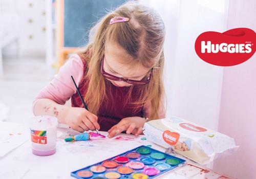 Tegutse koos lapsega: Sidumisbatikas niisked salvrätikud