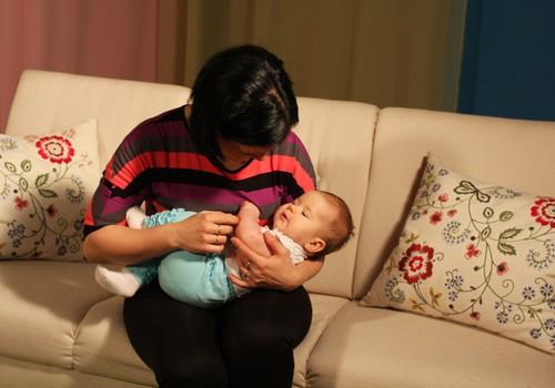 Kas kõikidel emadel on rinnapiima?