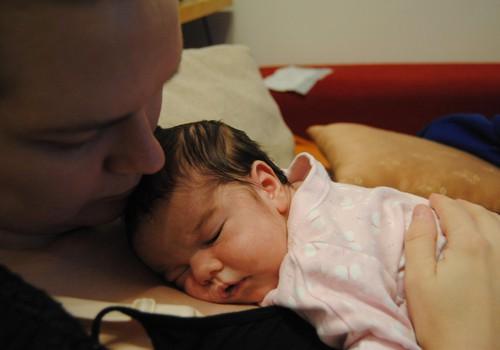 Sünnilugu: Kuidas Milly siia ilma sai
