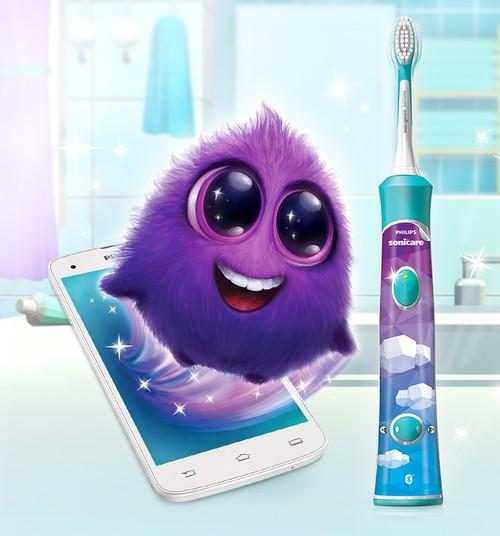 Uus hambahari muudab tüütu igapäevakohustuse lapsele lõbusaks ja oodatud mänguks