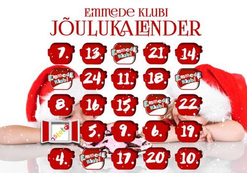 Emmede Klubi jõulukalender: 12. detsember
