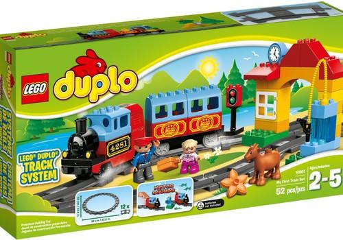 """LEGO® DUPLO® """"Minu väike avastaja"""" konkursi võitjad!"""