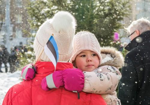 100 põhjust, miks Eestis on hea olla ema