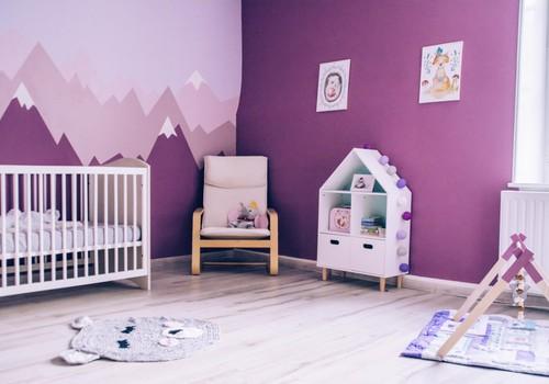 Inspireeriv Eesti lastetuba: Isetehtud beebituba