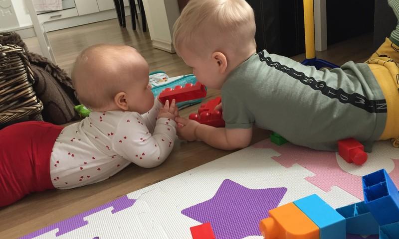 Kristi blogi: Igal poeskäigul lapsele uus mänguasi?