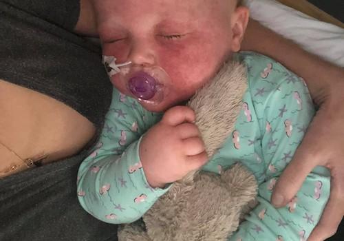 Leetritesse haigestunud beebi ema: Palun lugege ja jagage seda postitust!
