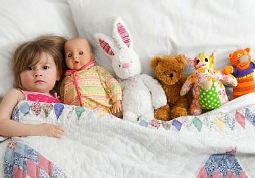 Kuidas aidata lapsel magama jääda?