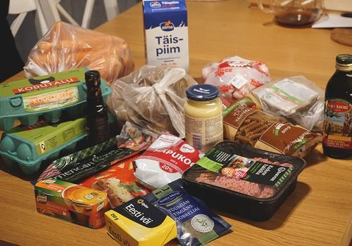 Pereema näitab, kuidas toituda maitsvalt vaid 50 euro eest nädalas
