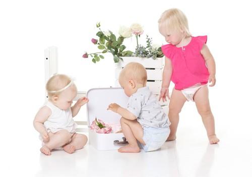 Sinu beebi õpib istuma, kõndima ja roomama