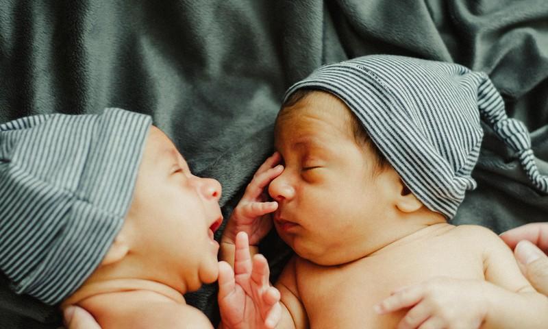 Austraalias sündisid poolidentsed kaksikud