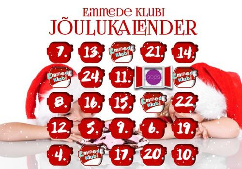 Emmede Klubi jõulukalender: 18. detsember