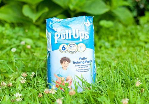 Huggies ® Pull-Ups ® püksmähkmed - et väikesed poisid saaks potiga sõbraks!