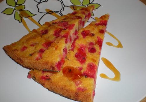 Punasesõstra kook