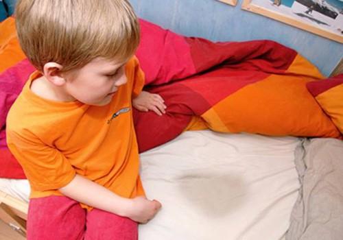 Mida teha, kui laps pissib öösiti alla?