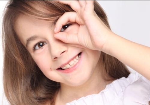 Kontrolli oma lapse silmade tervist kodus