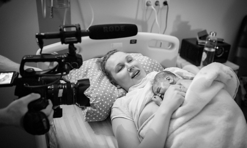 VIDEO! Beebipäevik: Kätlini ja Tambeti pisipoja sünd