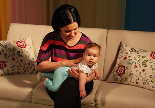 FOTO: Kuidas beebit krooksutada?