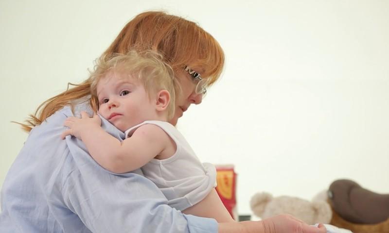 VIDEO! Beebi sinu käte vahel: Erinevad puudutused erinevas vanuses beebidele