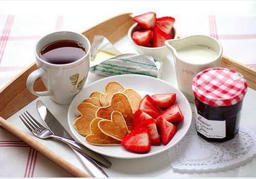 Valentinipäeva toidugalerii - armastus käib kõhu kaudu!