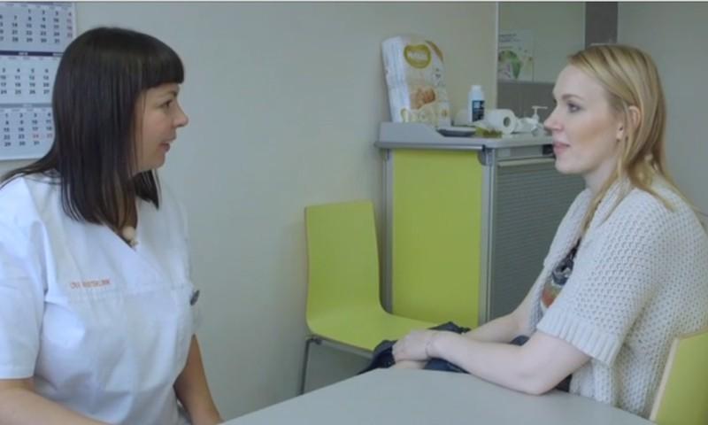 VIDEO! Beebipäevik: Ämmaemanda korraline visiit