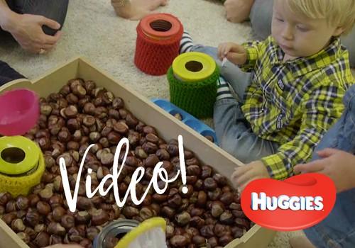 VIDEO! 9 ideed mängudeks 10-14 kuu vanuse lapsega