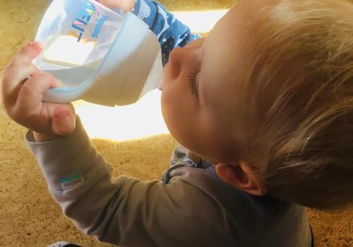 Emmede Klubi lugeja Kristiina testis Philips Avent tassist joomise harjutuskomplekti