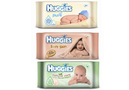VIDEO: Huggies ® niisked salvrätikud - 3 erinevat beebit, 3 erinevat valikut