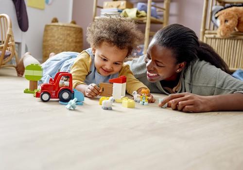 Kuidas lapsega varakult kontakti luua?