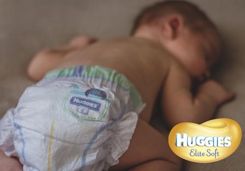 Huggies® mähkmed ja Eesti põnnid: Väike Henri ja Huggiese mähkmed