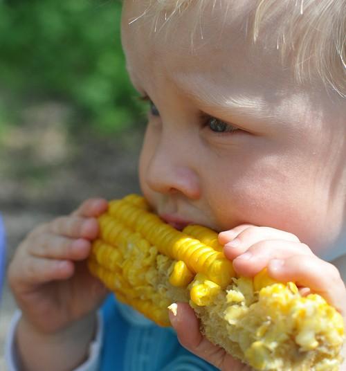 Õhuta last kõiki toite proovima, sest ühekülgne toidulaud lapsepõlves toob kaasa tervisehädasid täiskasvanueas