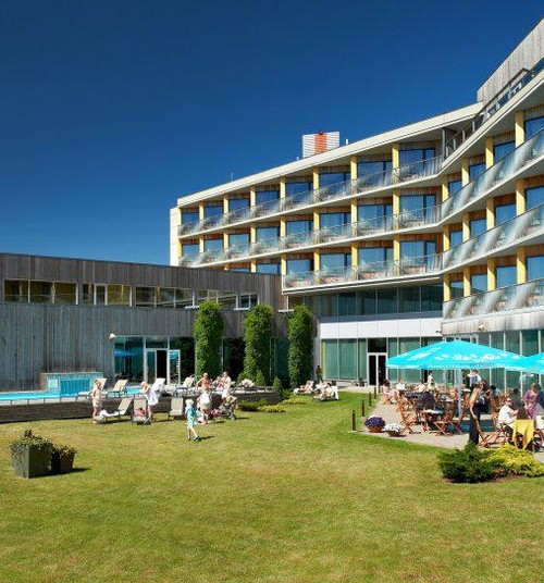 BLOGIKONKURSS: Võida puhkus kogu perele GOSPA spaahotellis!