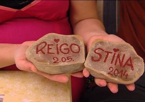 VIDEO! Beebipäevik: Stina ja Reigo tutvustus