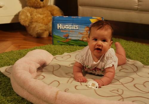 Kasva ja mängi koos Huggies® Super Dry´ga: Esmaspäevase loosimise auhinnad