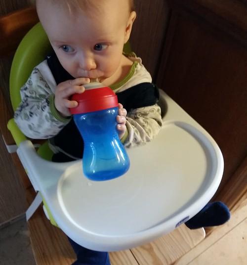 Emmede Klubi lugejad testivad: Philips Avent MyGrippy joogipudelid