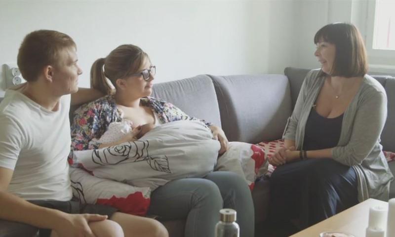 VIDEO! Elu kaksikutega: Kaksikute imetamine