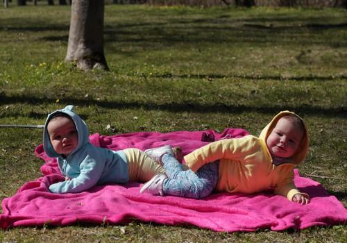 Raqueli elu kaksikutega: Kuidas meil läinud on?