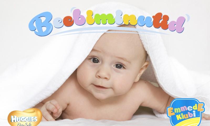 "VIDEO! ""Beebiminutid"": Beebi hügieenirutiinid"