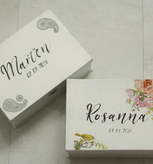 Raqueli elu kaksikutega: Tee ise mälestuste karp