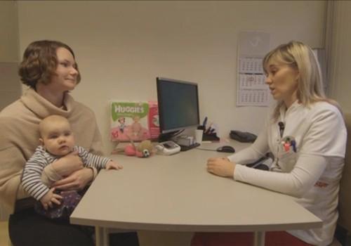 VIDEO! Beebipäevik: kuidas ravida külmetunud beebit