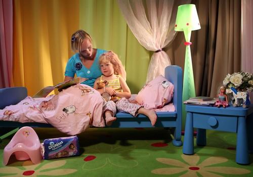 Laps keeldub uinakust: Miks see juhtub ja mida teha?