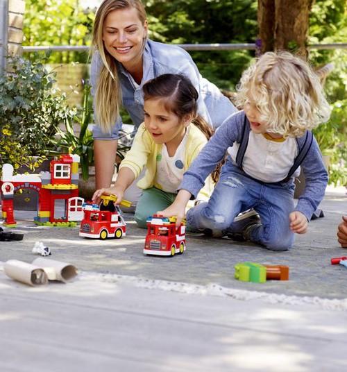50 aastat loomingulist mängu LEGO® DUPLO® klotsidega!