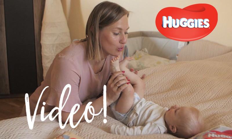 Beebi areng 6. elukuul | HUGGIES®